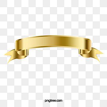 Titulo De La Caja De La Cinta De Oro Clipart De Cinta Dorado Cinta Png Y Psd Para Descargar Gratis Pngtree Ribbon Png Gold Clipart Ribbon Clipart