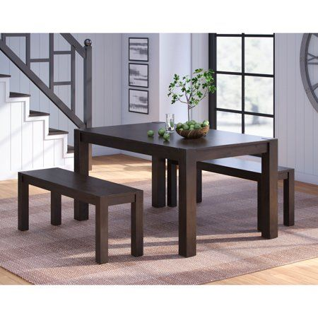 Better Homes Gardens Bryant Dining Table Multiple Finishes