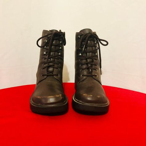 Redwood Suede & Leather Hiking Boots
