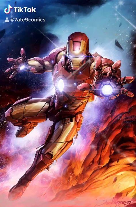 8+ Wallpaper Marvel Videos Iron Man