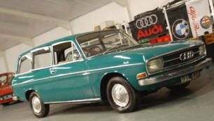 Audi 75 Variant 1968 72 Classic Audi Cars For Sale In Usa