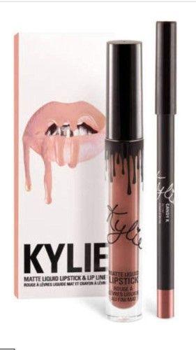 Kylie Matte Lip Kit Candy K Kylie Matte Lip Kit Kylie Jenner Lipstick Best Waterproof Makeup