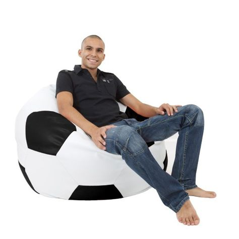 Football Bean Bag Chair Muebles