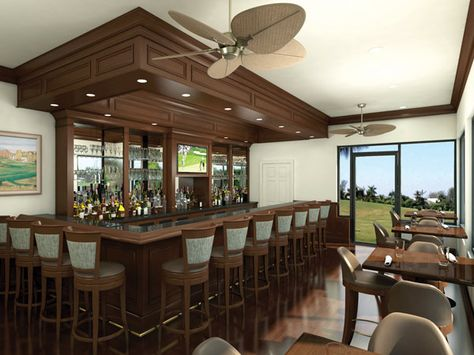 Dallas Country Club - Marsh \ Associates, Inc Golf \ Country - offene k che restaurant