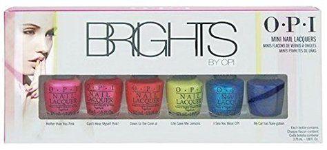 OPI-Smalto-per-Unghie-Mini-Kit-Summer-Brights-4-x-3-75-ml-Smalti