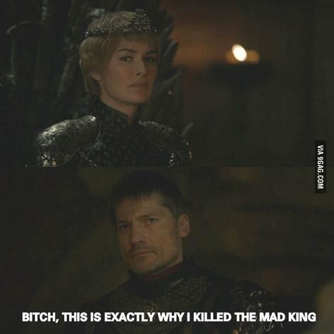 *SPOILER ALERT* Cersei is going full Mad King