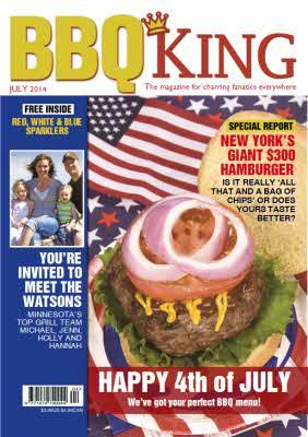 Bbq King Spoof Magazine Personalised Photo Upload Happy Birthday Card Once You Ve Personalised Your Card Or Upload Bbq King Happy Birthday Cards Birthday Cards