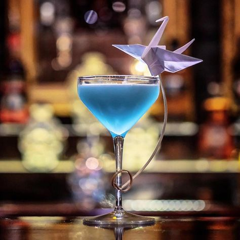Check Out The Amazing Mr Bob Peters Game Changing Cocktails And