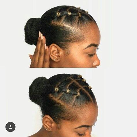 ideecoiffure #hairstyle #hair #hairideas #hairinspiration #crepus #cheveuxcrepus #bu