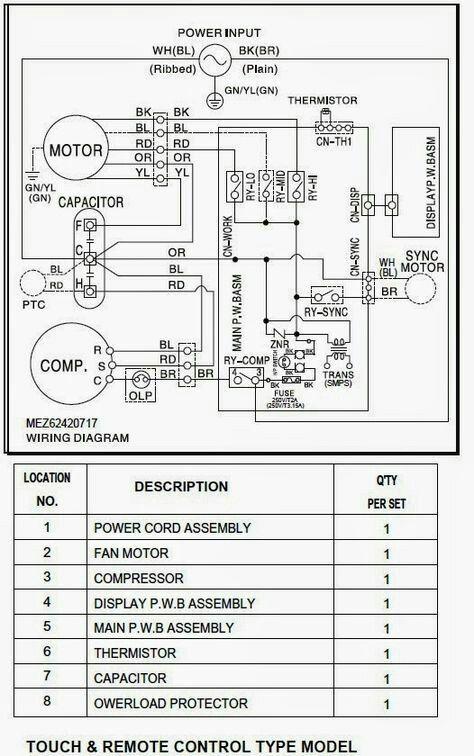 electrical industrial  esquemas eletrônicos sistema de ar