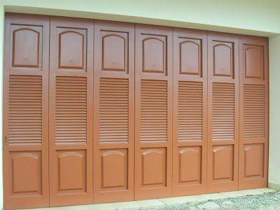 Referensi Model Pintu Garasi Di 2021 Pintu Garasi Pintu Garasi