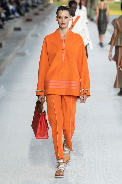 Hermès   Ready-to-Wear - Spring 2019   Look 26