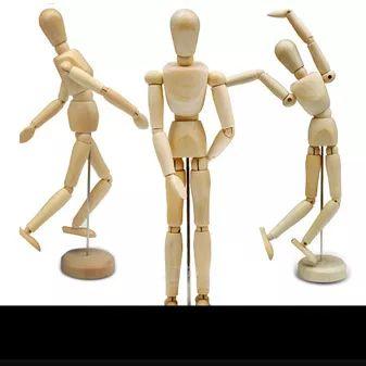 Manequim Articulado Bonecos Articulados Figuras Humanas