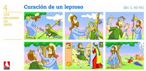 Dibujo De Los Milagros De Jesus Milagros De Jesus Dibujos De Jesus De Jesus