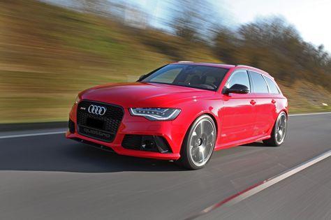 HPerformance geeft Audi RS6 meer vermogen en maakt 'm zuiniger