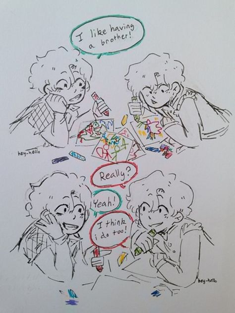 List of sanders sides prinxiety comic pictures and sanders