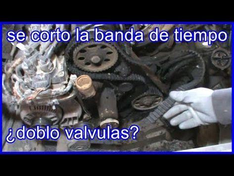 Prueba De Valvulas Dobladas Por Banda De Tiempo Reventada Sin