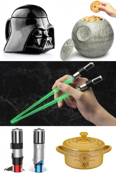 20 Creative Star Wars Kitchen Gadgets That Are Fun And