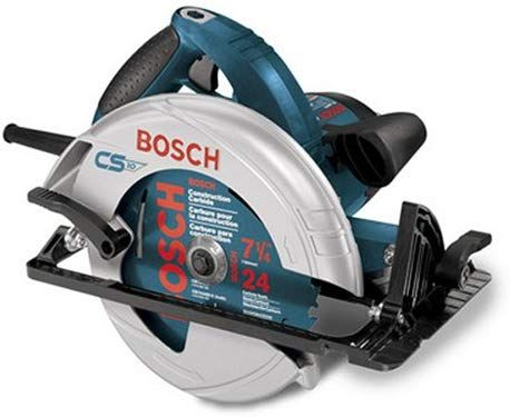 Bosch Cs10 Rt 15 Amp 7 1 4 Inch Circular Saw Certified Refurbished Circular Saw Circular Saw Reviews Best Circular Saw