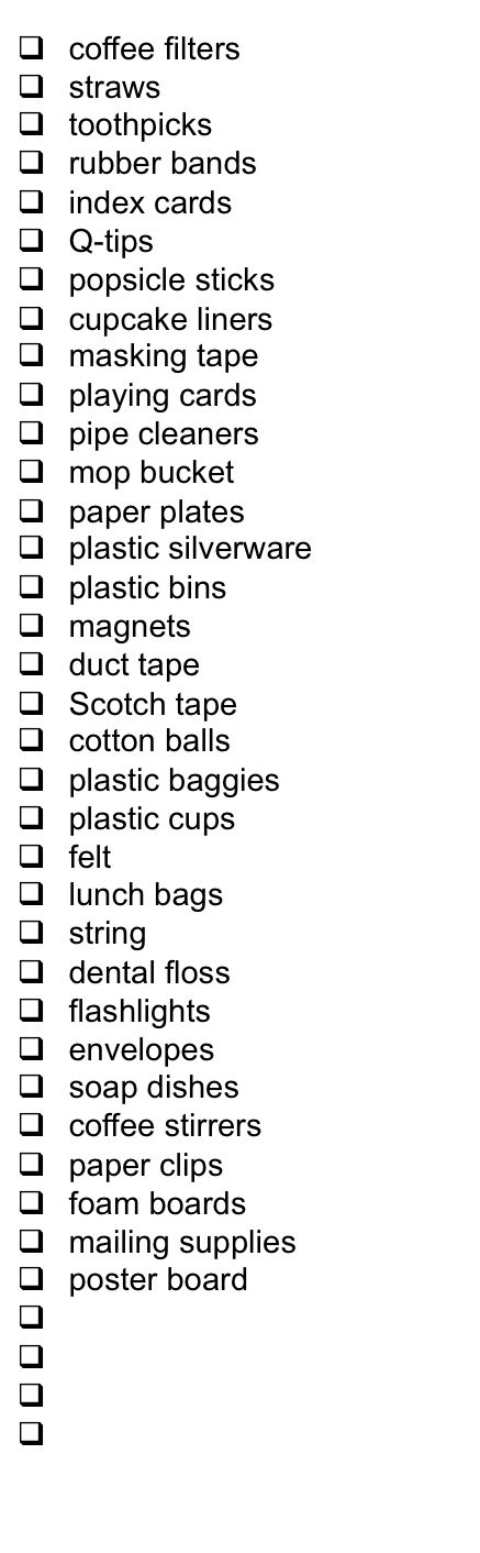 17 Best images about Diy school supplies on Pinterest Life hacks - inventory supply list