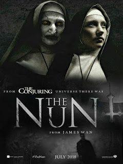 Download The Nun Sub Indo : download, (2018), BluRay, Subtitle, Indonesia, Horor, Terbaik,, Horor,, Bioskop
