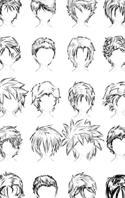 Como Dibujar Anime Estilo De Pelo De Hombres Wattpad In 2020 Beautiful Collection Fashion