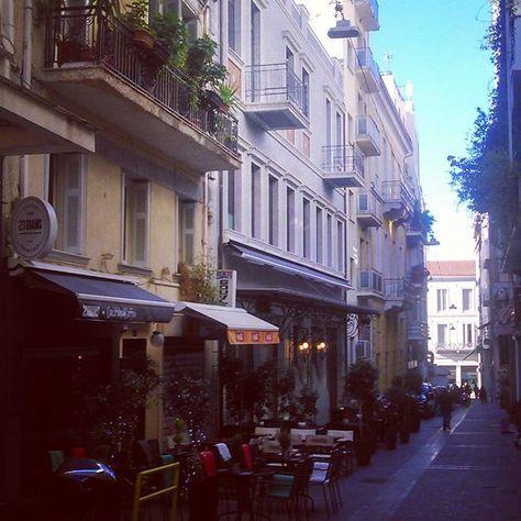 Met34 Athenshotel Entrance In 9 Petraki Street Athens
