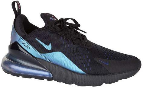 Nike Damen Sneaker Air Max 270 Blue VoidCrimson Tint