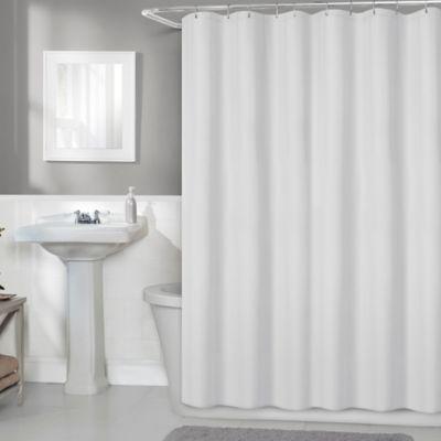 "5Shower Curtain Liner Vinyl Waterproof Repellent Odorless 3 Magnets 70/""X72/"""