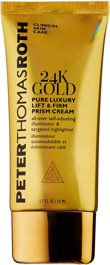 24K Gold Pure Luxury Lift & Firm Prism Cream by Peter Thomas Roth #21