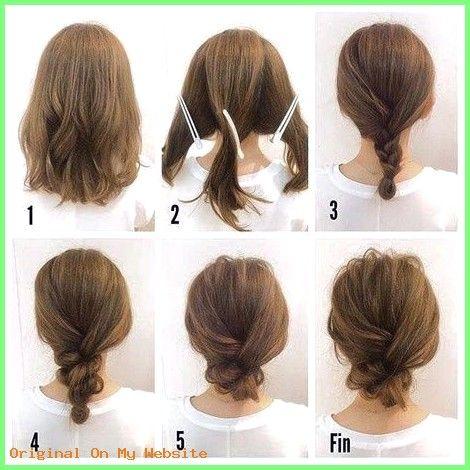 Einfach Frisuren Sehr Einfache Frisuren Fur Mittelstarkes Haar Einfac Zopffrisuren Einfache Hochsteckfrisuren Fur Lange Haare Schulterlange Haare Frisuren