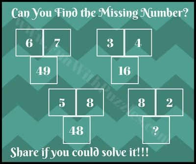 interesting and confusing maths brain test teaching riddles rh pinterest com