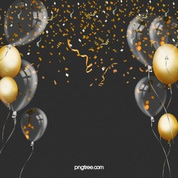 Golden Scrap Party Balloon Balloon Clipart Gloss Celebration Party Png Transparent Clipart Image And Psd File For Free Download Balloon Background Balloons Balloon Clipart