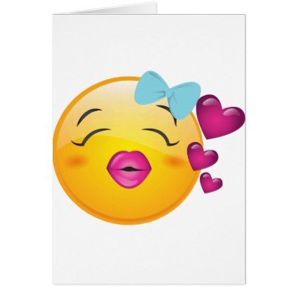 Love Emoji Zazzle Com Emoji Birthday Cards Homemade Cards Copy and paste this emoji to give to celebrate to gift presents are given after the cake ; pinterest