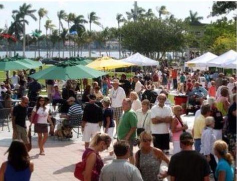 Saturday Is A Market Day West Palm Beach Greenmarket In West Palm Beach Florida 9am 1pm Https Www Farmersmarketonl In 2020 West Palm Palm Beach West Palm Beach