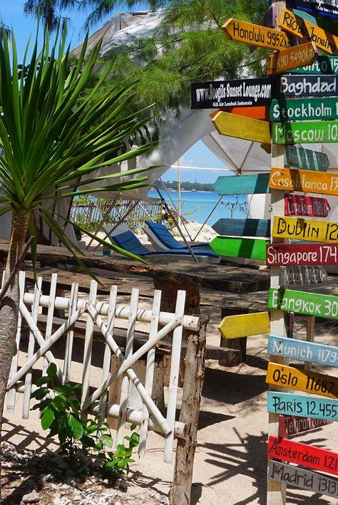 Gili Islands, Bali, Indonesia