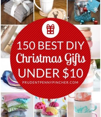150 Best Diy Christmas Gifts Under 10 Diygifts Christmasgifts Christmas 10 Dollar Gifts Diy Christmas Gifts Christmas Gifts To Make