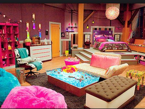 Icarly dream bedroom !!! | Bedroom Project | Icarly ...