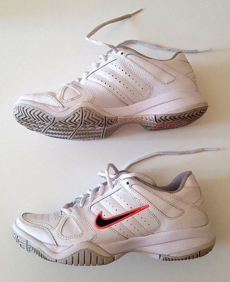 on sale 49180 e1d6a Nike City Court VII - White and Pink - Women s Tennis Trainers Size UK 5    38   eBay