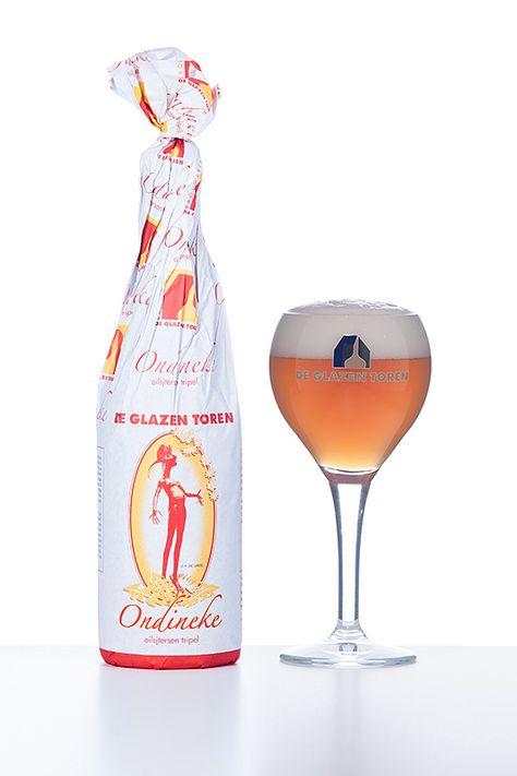 Oilsjtersen tripel / De figuur van Ondineke en het gebruik van Aalsterse hop deed Stad Aalst dit bier tot stadsbier verkiezen