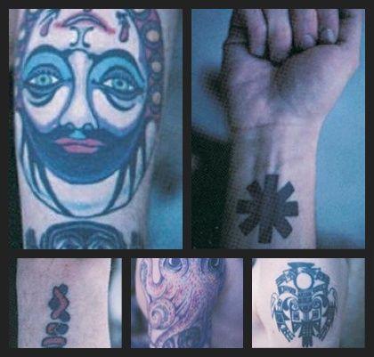 Tattoo john arm frusciante Octopus tattoo