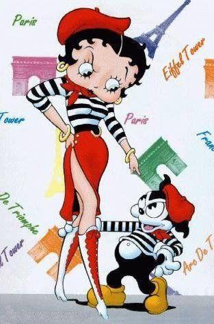 Caçadora De Imagens Imagens Betty Boop Betty Boop