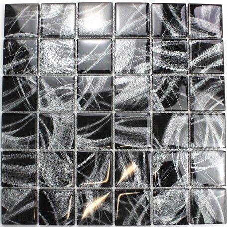 Mosaique Verre Salle De Bain Uomo Mosaique Douche Carrelage Mosaique Verre En Mosaique Parement Mural