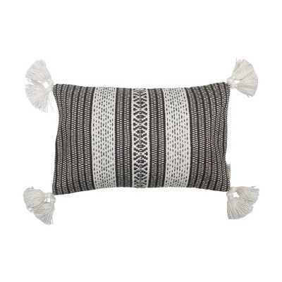 14x22 Hand Woven Darcey Pillow in 2020