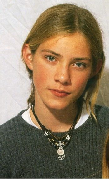 Taylor Hanson '97...I thought he was so cute...