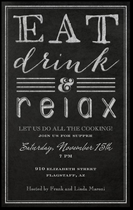Happy Hour Invite Template Best Of Why Not Have A Dinner Party With Your Friends Dinner Friends H Happy Hour Invitation Happy Hour Invite Happy Hour Party