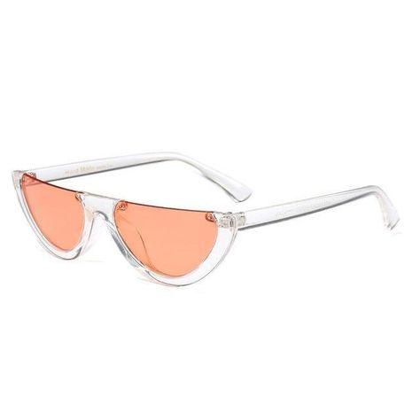 27537134be8 ... Eyewear Style  Semi-Rimless Lens Height  Open. More information. Moonchild  Half Frame Sunglasses. Find this Pin and more on Products by Y Label Apparel .