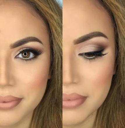 Wedding Makeup For Brown Eyes Blonde Hair Simple 56 New Ideas