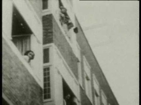 The only existing film footage of Anne Frank has been uploaded to