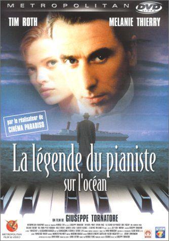A Lenda Do Pianista Do Mar 1998 Imdb Com Imagens Cartaz